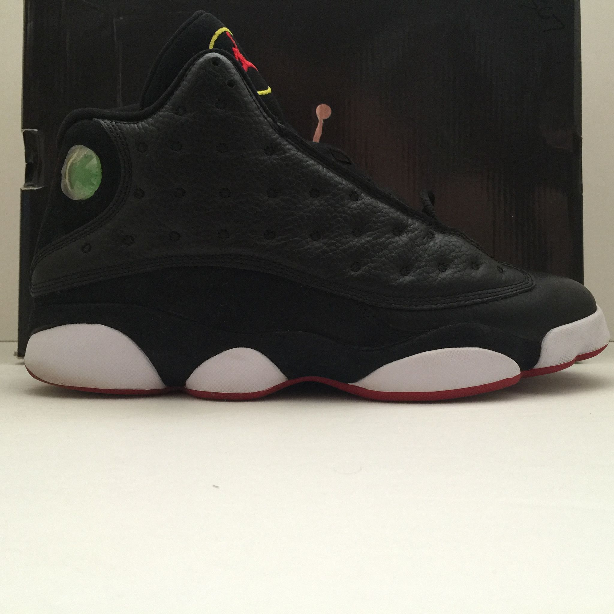 2bd79142c44 Name: Jordan 13 Playoff Size: 9 Condition: Used | Great Condition | OG Box  Style Code: 414571 001 Year: 2011