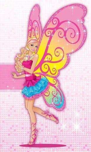 Resultado De Imagen Para Barbie A Fairy Secret Party