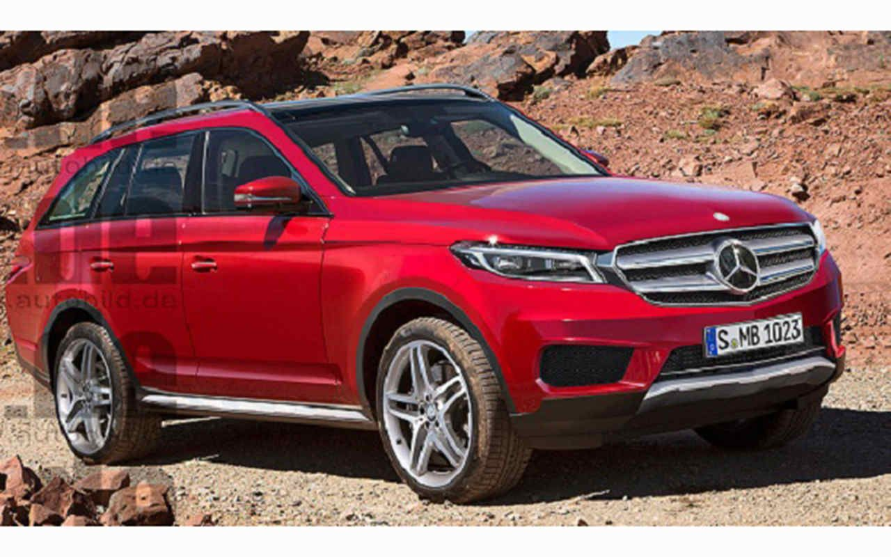 2019 mercedes gls suv more luxurious - http://www.carmodels2017