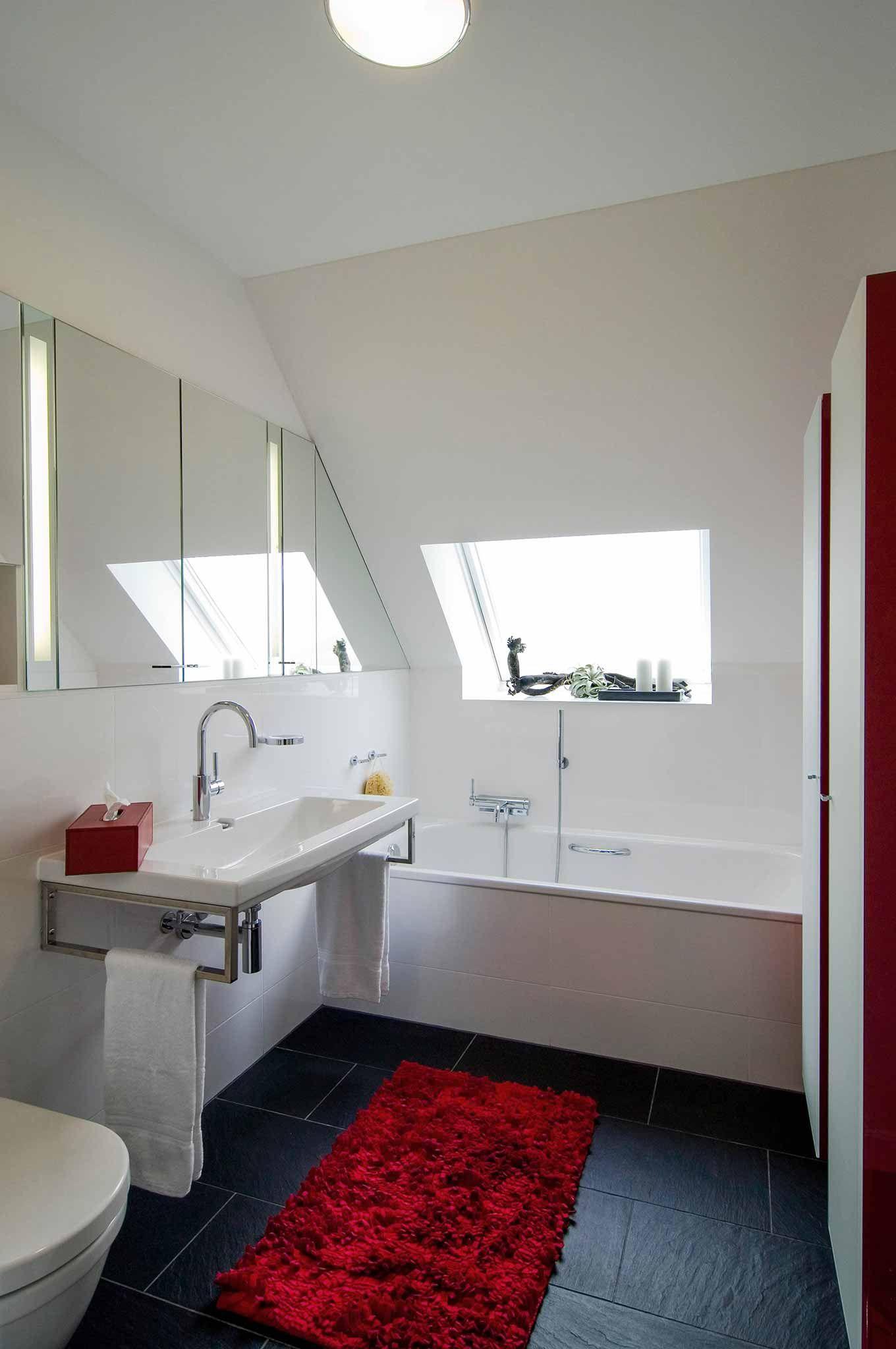 Wie Spiegelschrank Dachschrage Ausnutzt Bad In Munchen Badezimmer Dachschrage Schrank Dachschrage Spiegelschrank