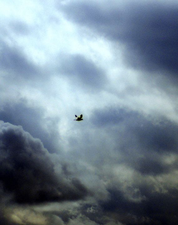 sky photography moody sky scenery photography by Suzannasi on Etsy