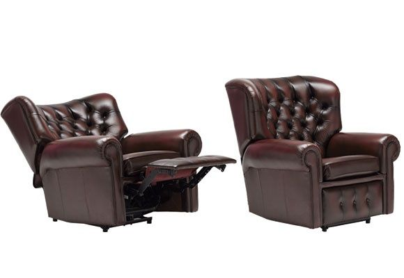 Leather Chesterfield Sofa Sale   Monk   UP TO 30% OFF   Thomas Lloyd.  Leather Recliner ChairLeather ...