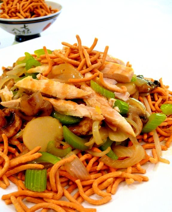 Chinese American Chow Mein Recipe Chow Mein Chinese Food Food