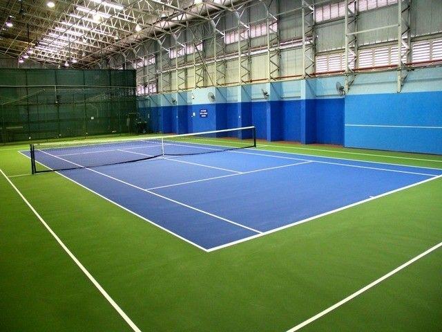 Fleet Gymnasium Indoor Tennis Court Indoor Tennis Tennis Court Singapore