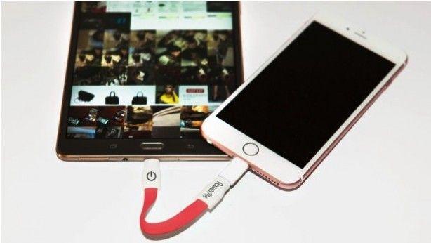 PowerMe il progetto su Indiegogo che trasforma gli smartphone in una fonte di energia