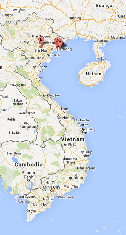 The War Was In South Vietnam North Vietnam Cambodia Loas And