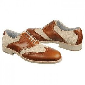 a631383f4704ab Two tone shoes like this saddle wingtip were part of the sporty