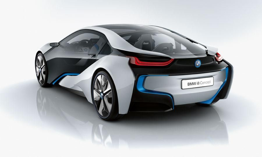Wonderful BMW I8 Concept Car (900×540)