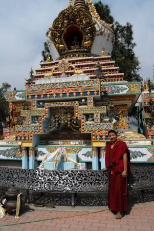 Kopan Monastery, Kathmandu, Nepal http://pinterest.com/pin/164099980142924911/