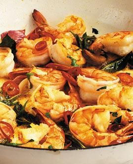 Photo of Fried shrimps with Mediterranean flavors recipe