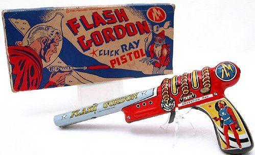 Image result for flash gordon ray gun photo
