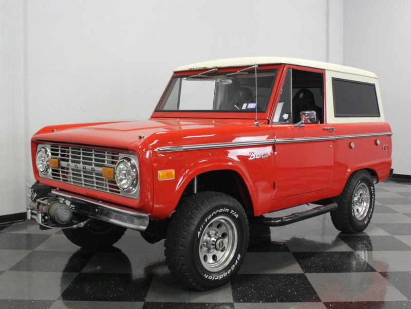 1974 Ford Bronco for sale - Fort Worth, TX | OldCarOnline.com ...