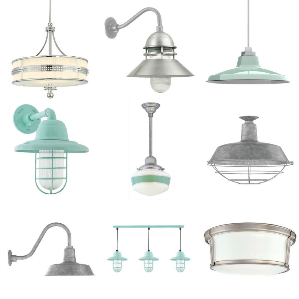 Outdoor Lighting For Beach House: Barn Light Electric Company- Lights That Would Make Sense