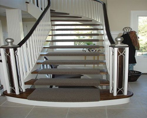 Best Floating Staircase Carpeted Floating Stairs Tqqvlnyr 400 x 300