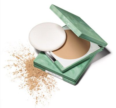 Got to have my Clinique powder.