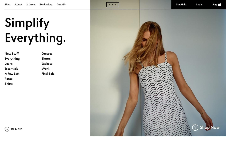 AYR   httpster   Fashion, Ayr, Shirt shop