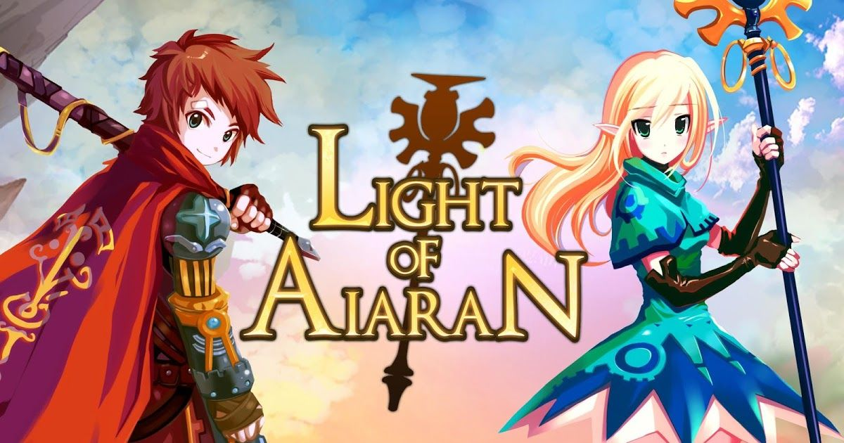 Light of Aiaran v1.70 Mod APK Mmorpg, Mmo, Biomes