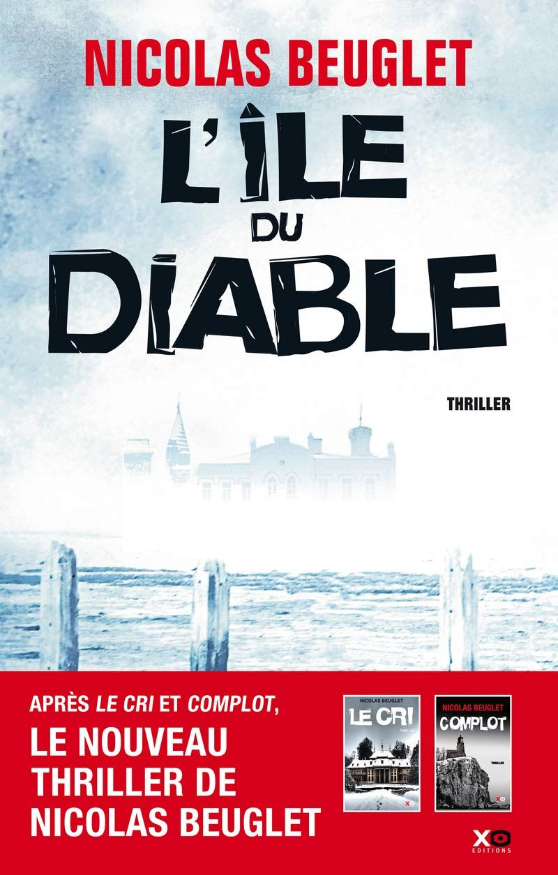 Pdf L Ile Du Diable By Nicolas Beuglet Ebook Gratuit Book Jokes Books Sound Book