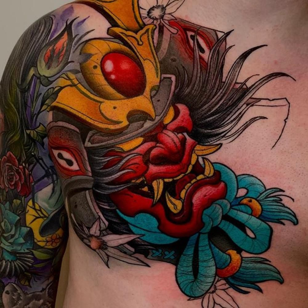 Best chest tattoo world famous tattoo ink in 2020