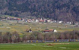 Jenins, Graubünden, Switzerland