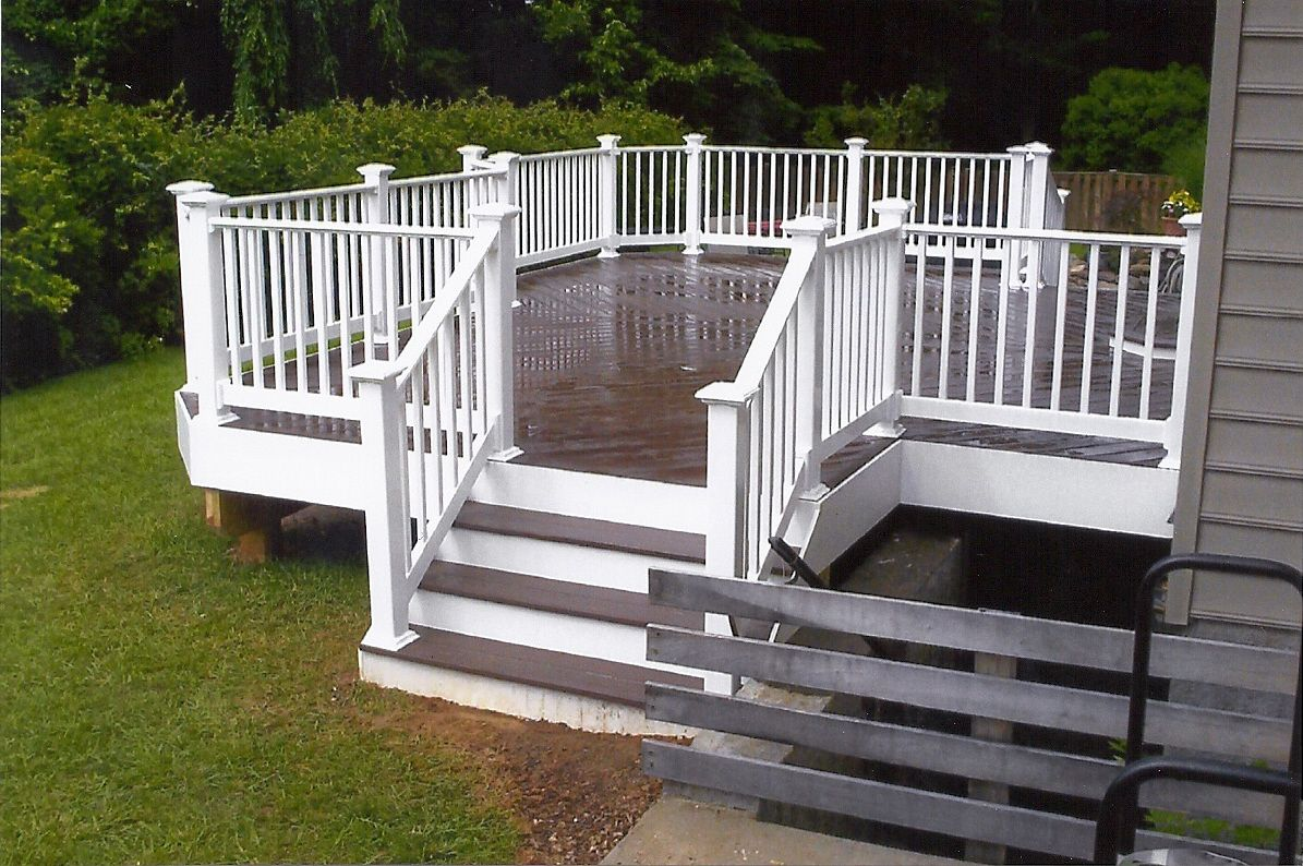 Benefits Of Adding A Pool Deck :: Pool Decking :: Maryland Deck .