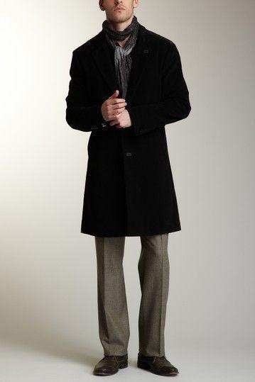 John Varvatos Collection Notch Lapel Jacket