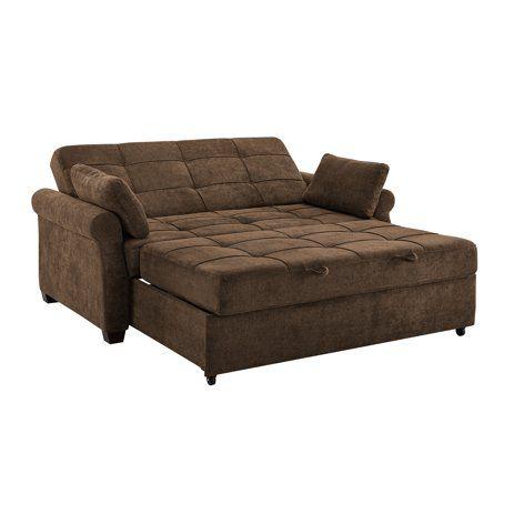 Serta Haiden Queen Sofa Bed, Gray   Walmart.com   Walmart ...