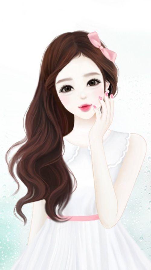 ร ปภาพ Enakei And Cute Cute Korean Illustrations Pinterest