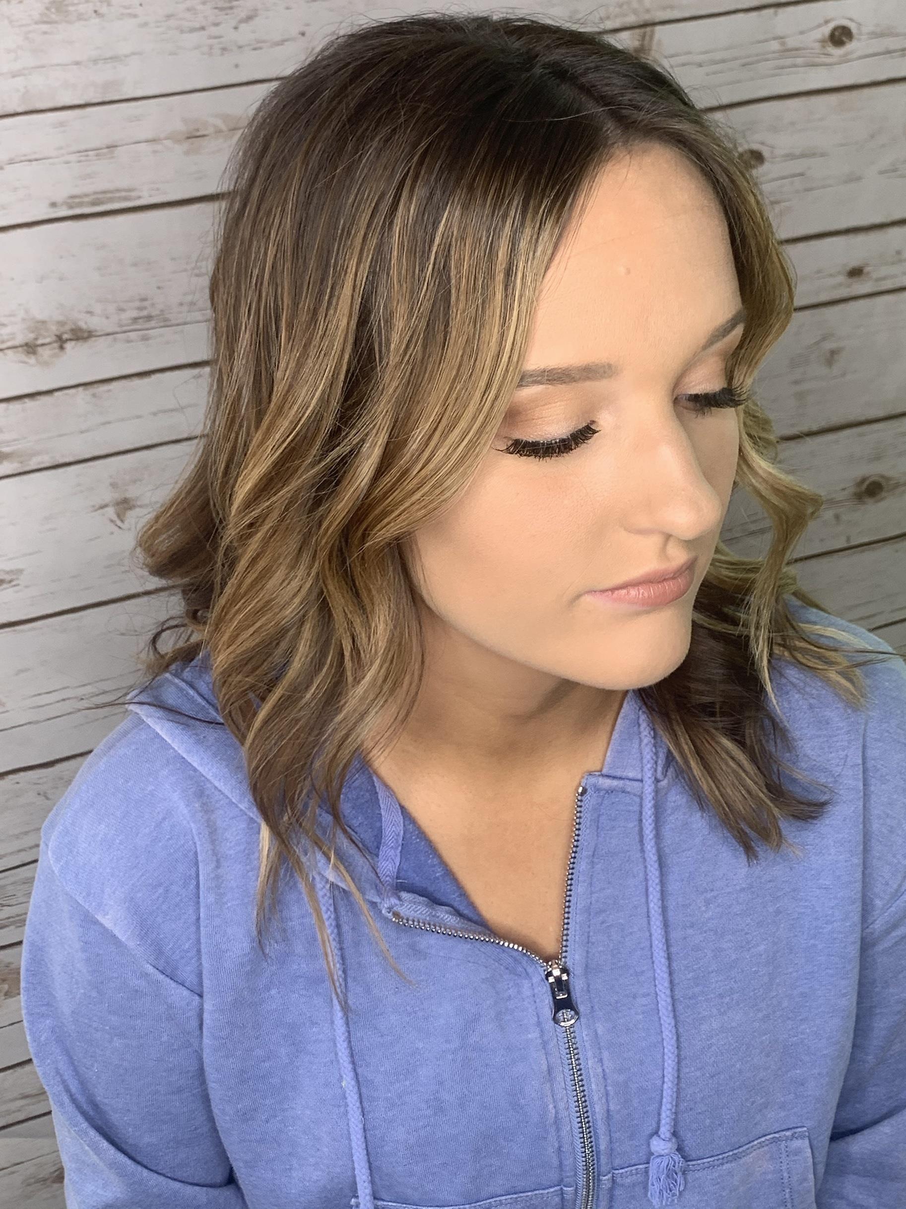 Makeup Application 35 Airbrush to traditional makeup