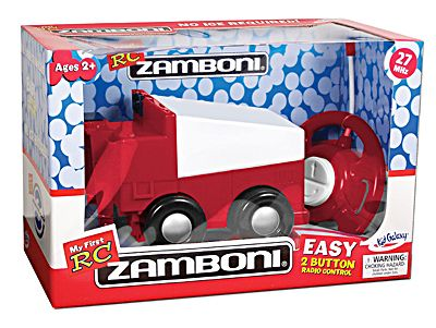 No Ice Required Zamboni Machine Remote Control Toy For Toddlers