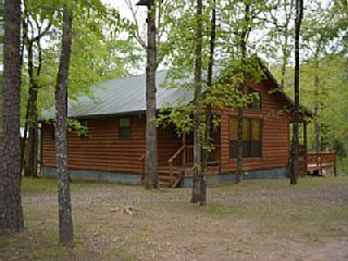 Broken Bow Cabin Rental: Two Bedroom Cabin Just Minutes From Beavers Bend State Park | HomeAway