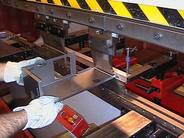 Edwards Pearson Press Brake Cnc Bending Sheet Metal Enclosures Press Brake Cnc Press Brake Sheet Metal Brake