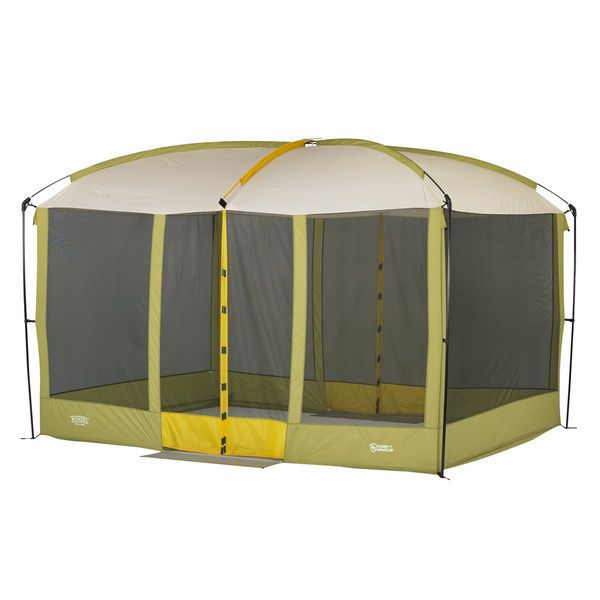 Lg Outdoor Camping RV Traveling Magnetic Screen House Mosquitoe Rain Protection #WenzelInsectArmour