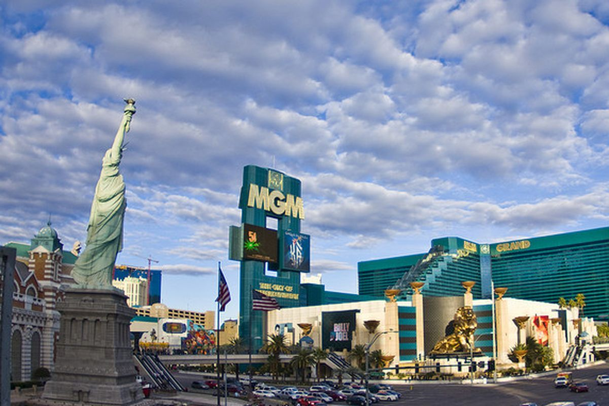 MGM Faces PR Nightmare Over Vegas Shooting Lawsuits as