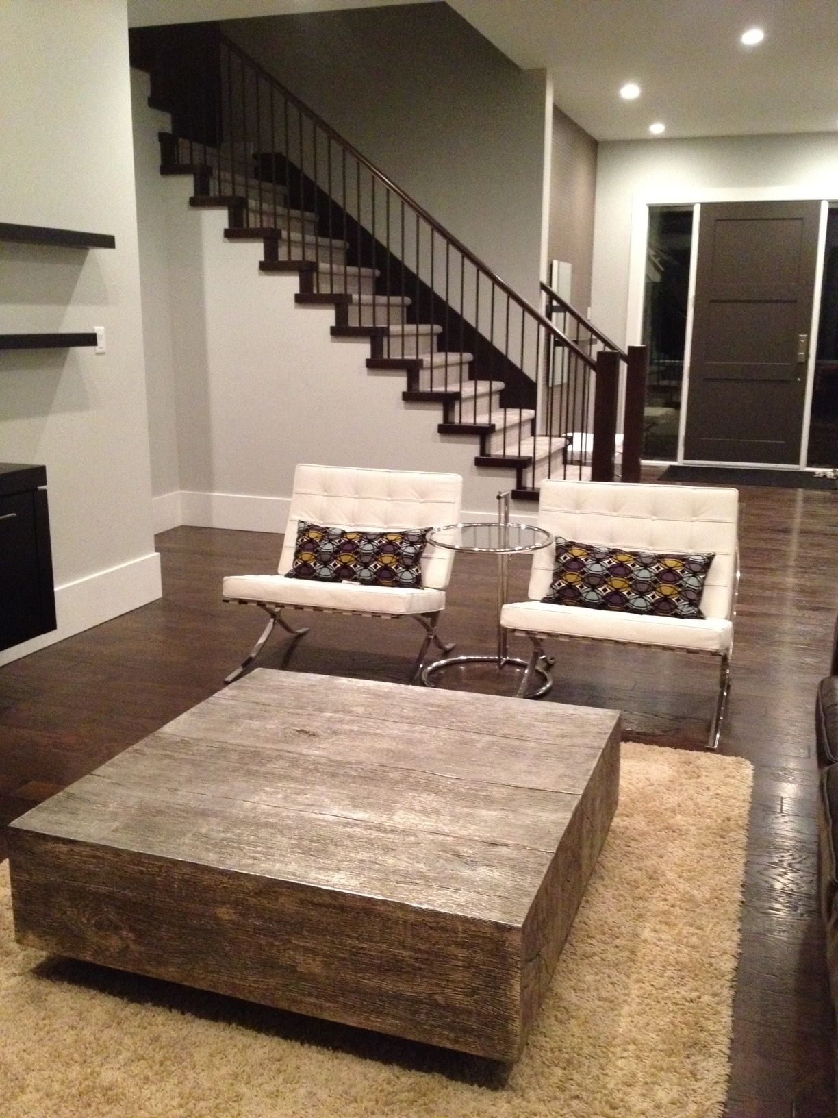 Z gallerieus timber coffee table coffee table idea pinterest