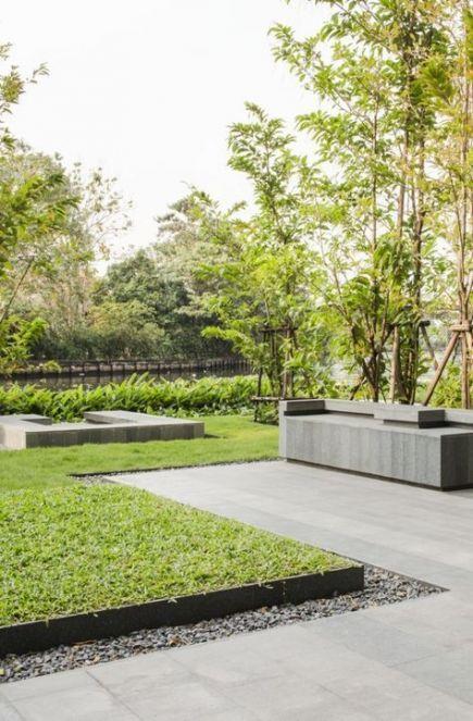 Best Garden Modern Green Terraces 53 Ideas #garden | Easy ...