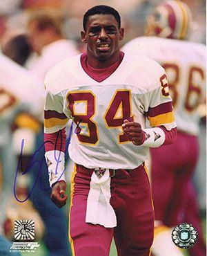 Redskins #84 Gary Clark | Redskins | Redskins football, Redskins