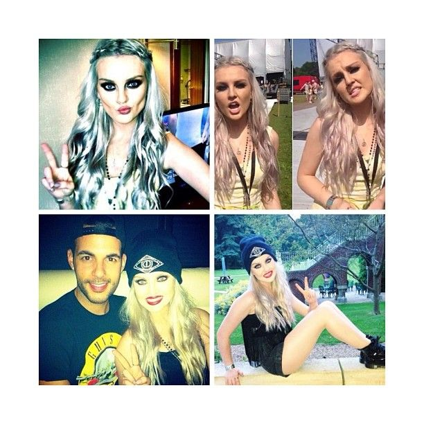 #Perrie #Fact2 Jade says that she thinks Perrie is the nicest girl she's ever met and has a heart of gold.