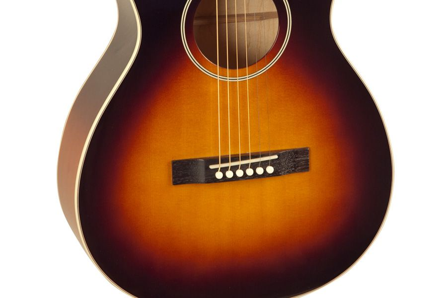 The Loar Small Body Lo 215 Sn Small Guitar Body