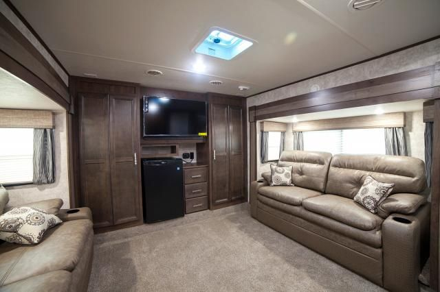 2017 Open Range 376FBH   Front Living Room Or 2nd Bedroom Fifth Wheel. Open  Range