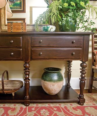 At Home   Paula Deenu0027s Furniture Collection. Based On Some Of Her Favorite  Pieces She