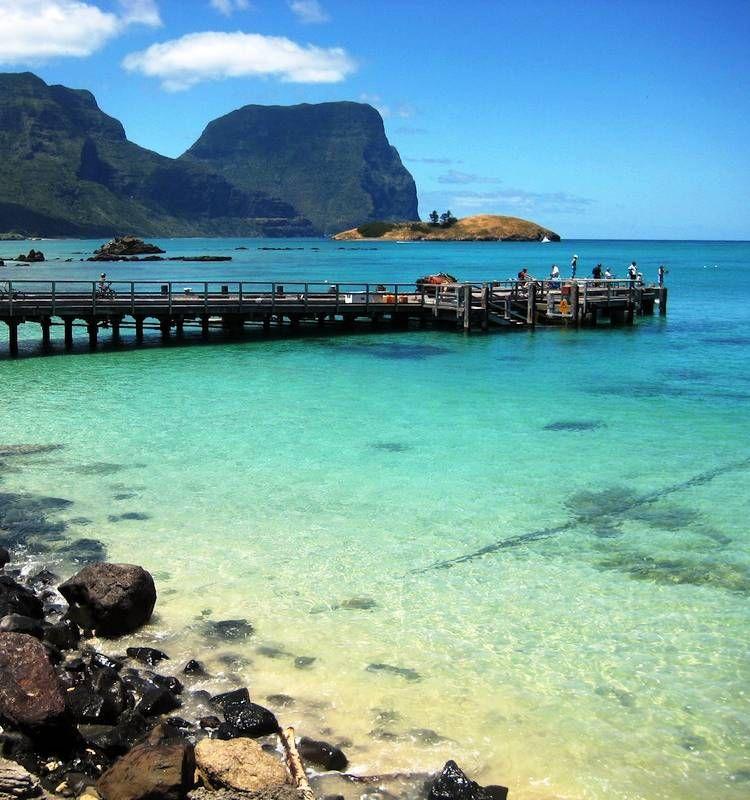 Lord Howe Island Beaches: Australia Tourism, Airlie Beach