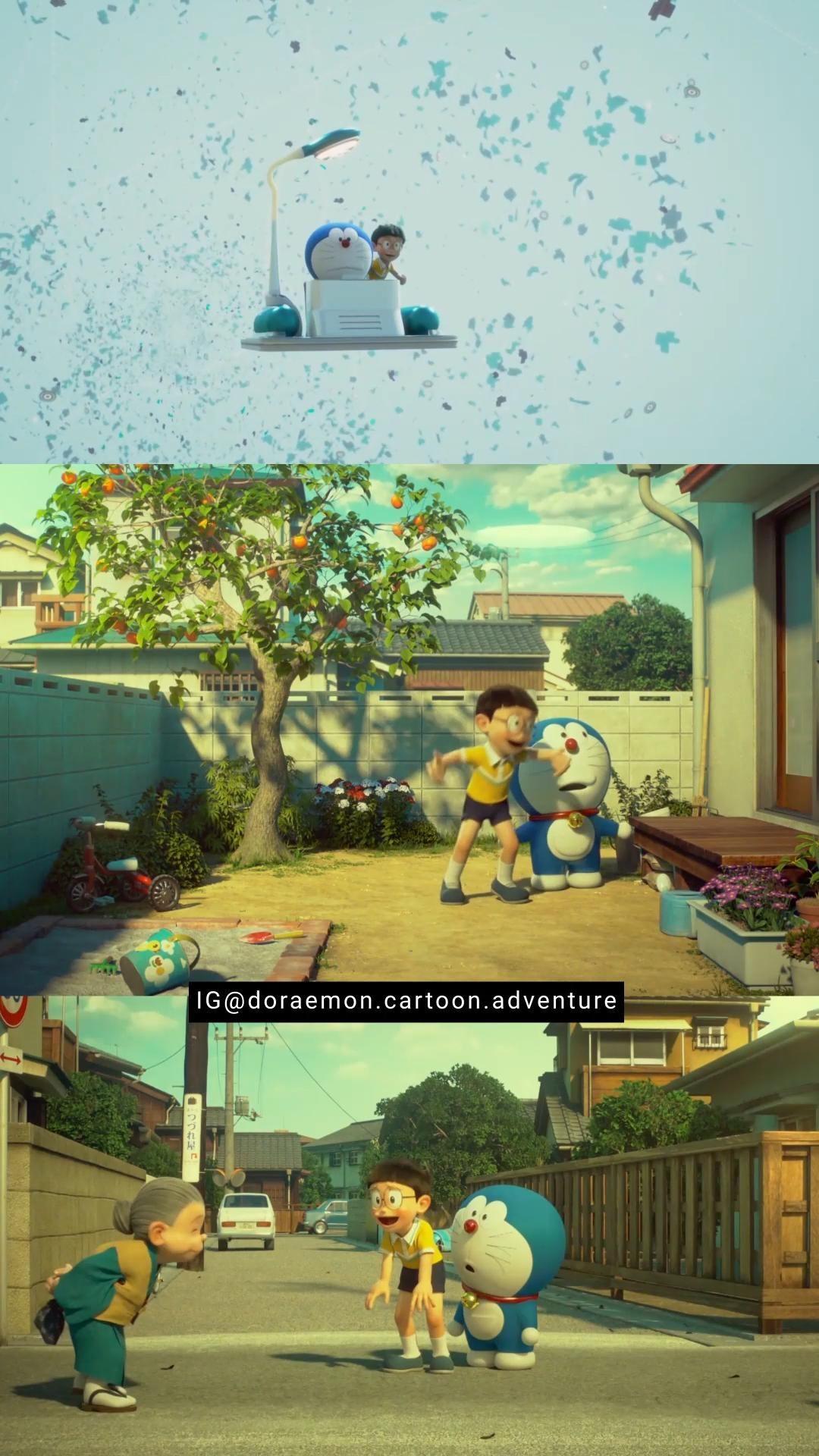 Doraemon Memories