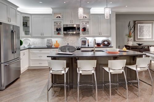A Mattamy Kitchen At Its Finest Waterleaf Model The Preserve