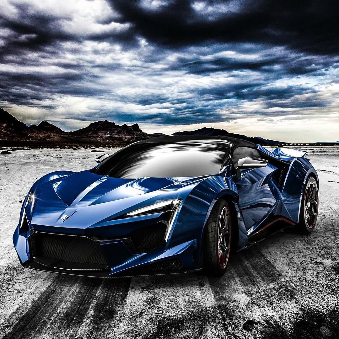 W Motors Official Account On Instagram The Fenyr Supersport In Royal Blue In What Colour Would You Take Yours Supersport Best Luxury Cars Super Luxury Cars