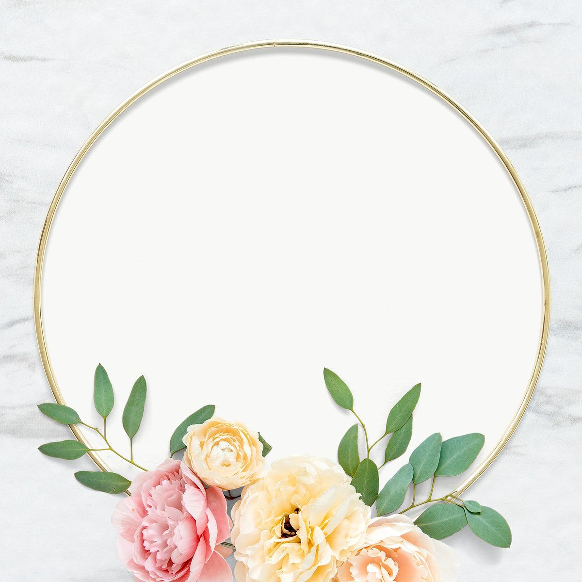 Pin By Rawpixel On Anniversaire Princesse In 2020 Frame Design Flower Frame Floral
