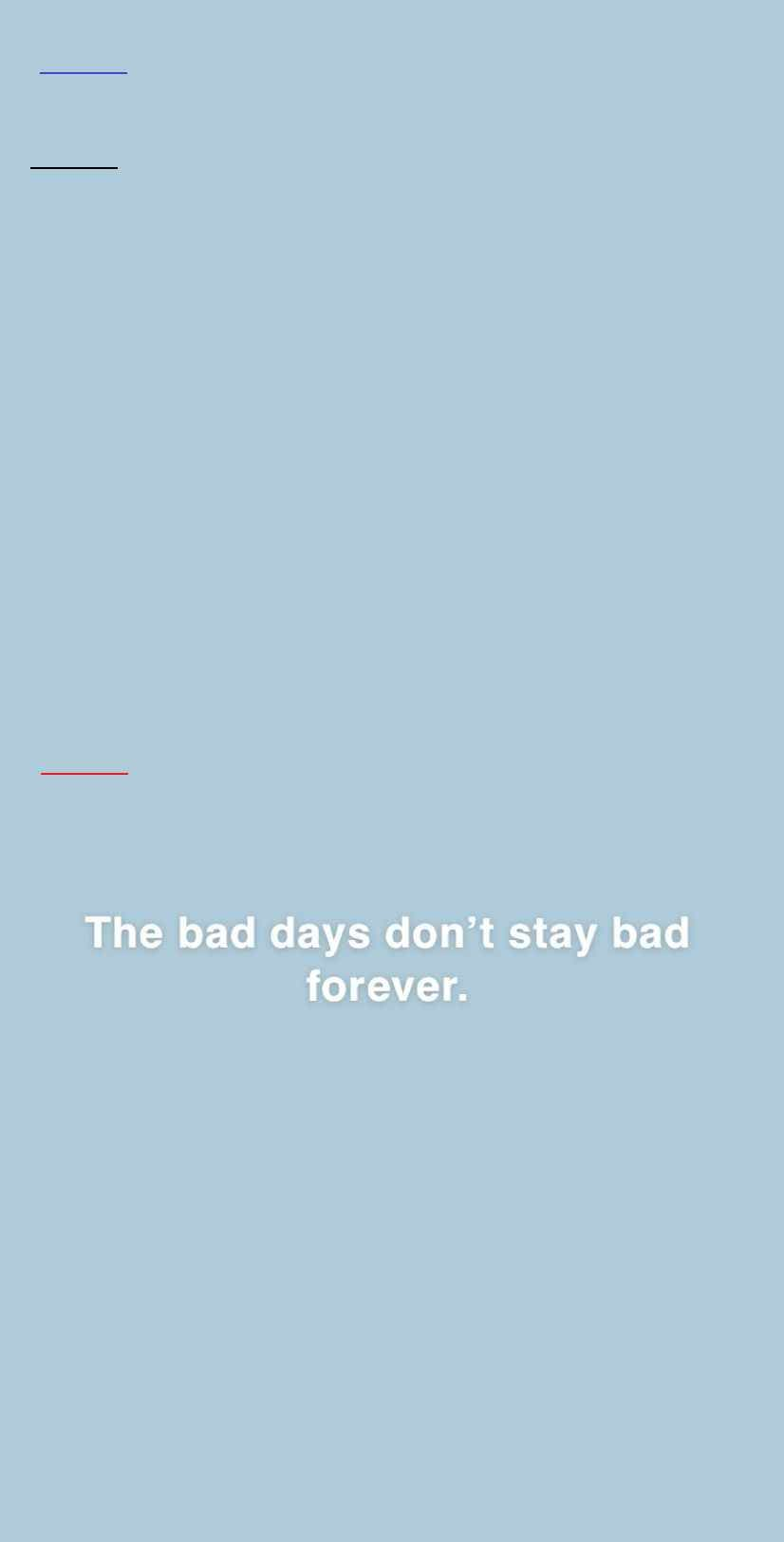 Light Blue And White Aesthetic Quote Wallpaper Baggrundiphone In 2020