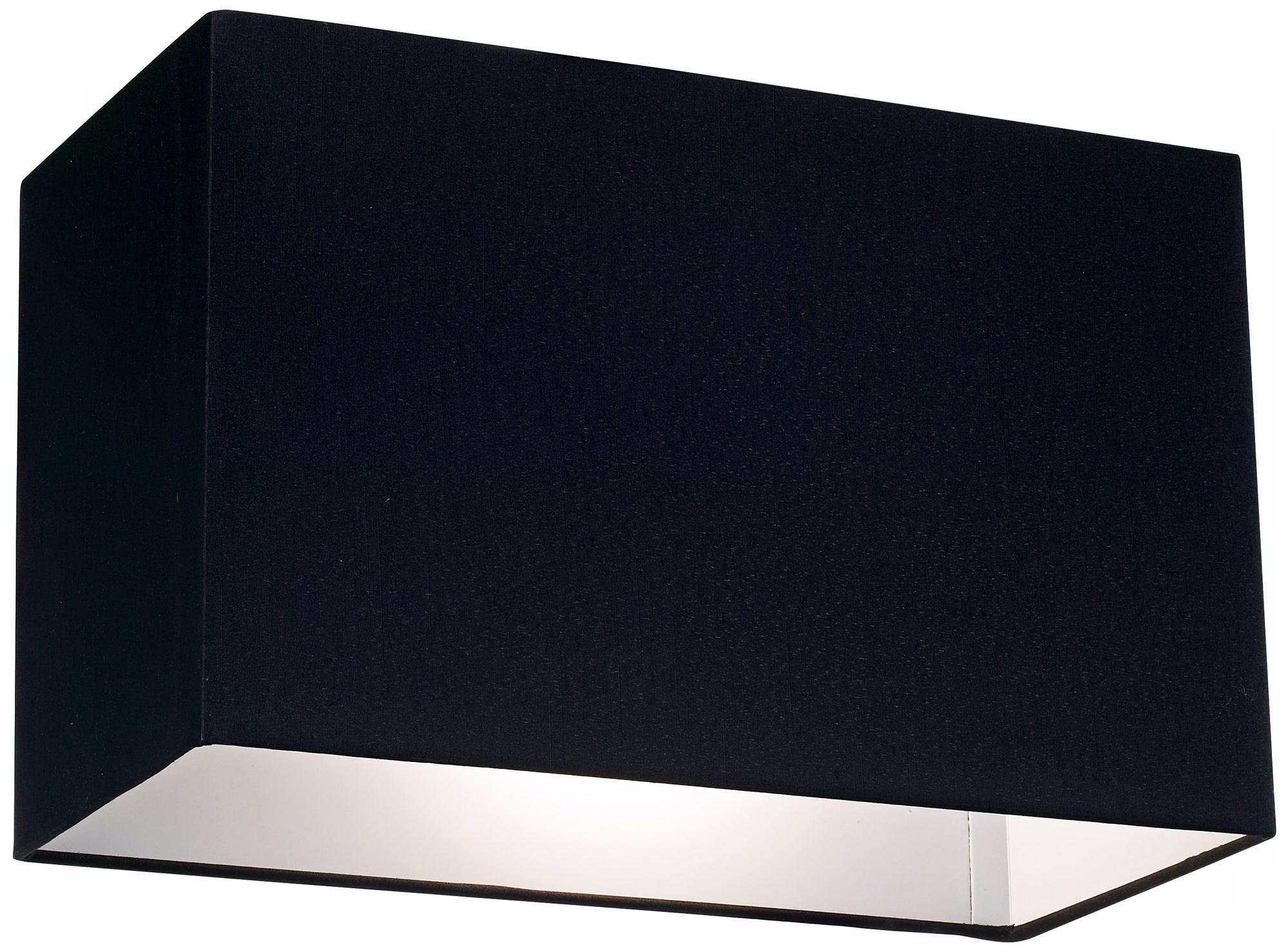 Black rectangular hardback lamp shade 816x816x10 spider style black rectangular hardback lamp shade 816x816x10 spider mozeypictures Image collections