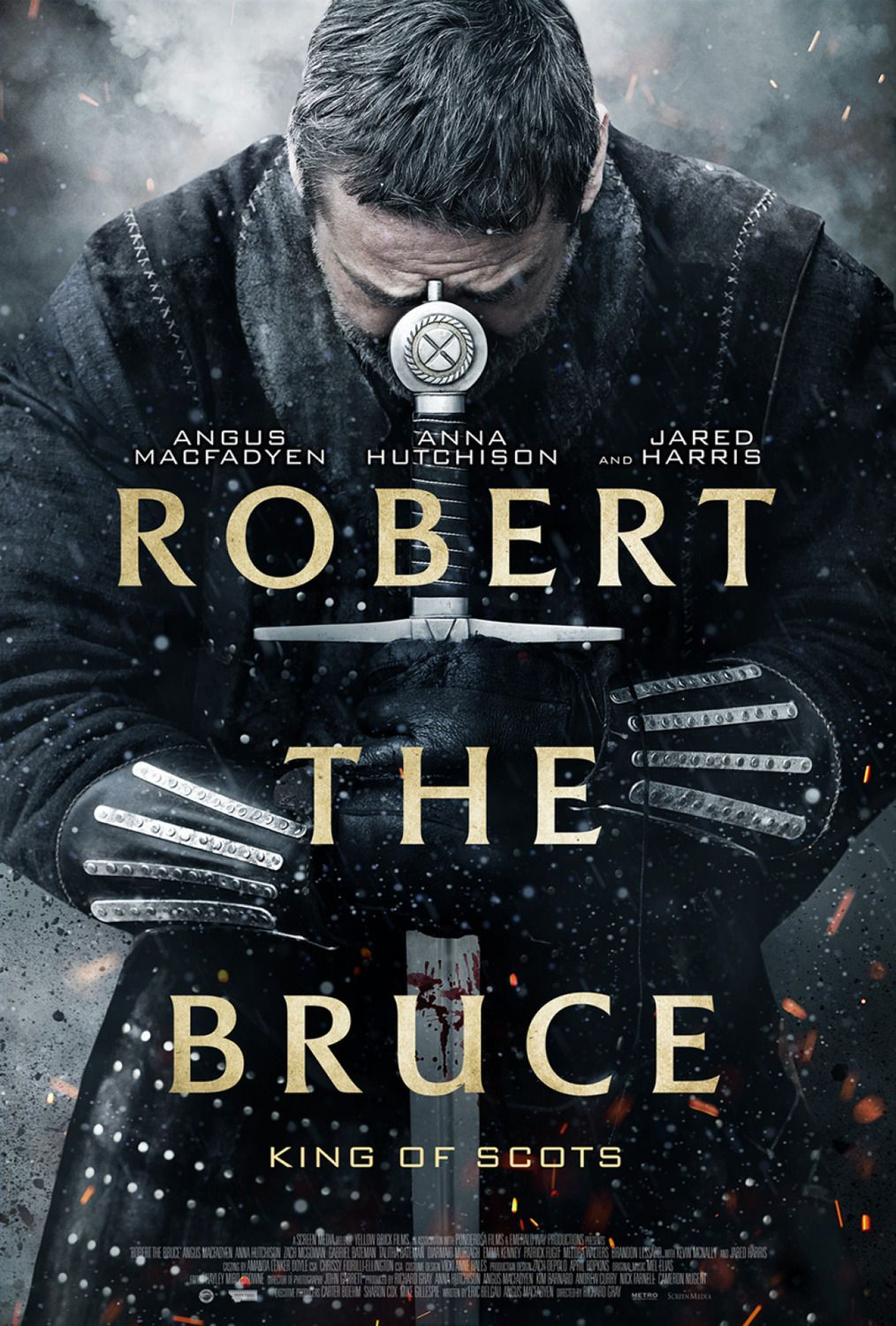 Return to the main poster page for Robert the Bruce (2 of