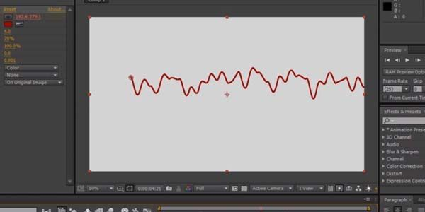Creating Richter Scale Effect in After Effects | Texture
